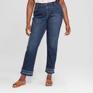 Universal Thread Size 26W Plus Size Boyfriend Jean